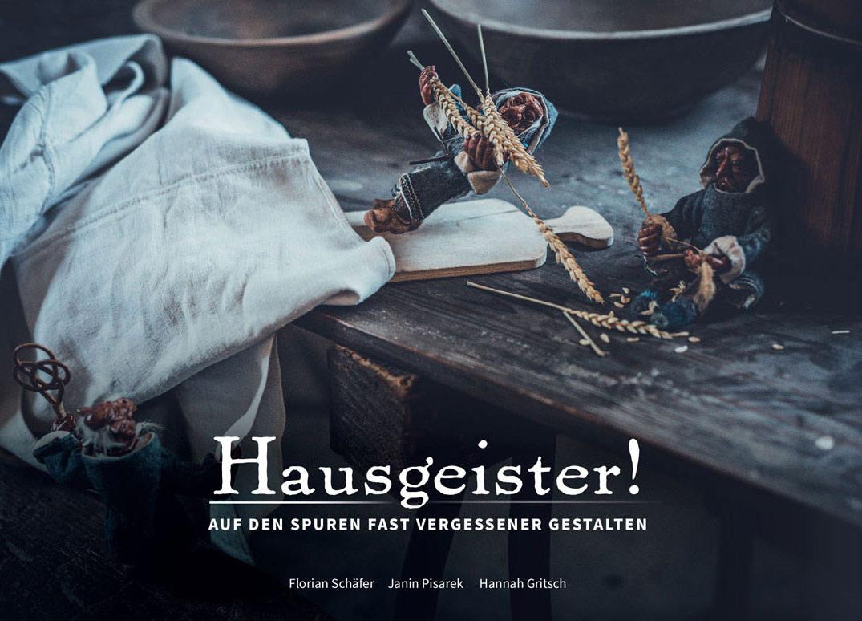 Hausgeister Buchcover